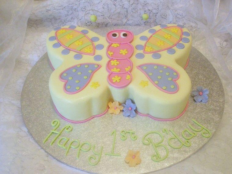 modelo de bolo para festa borboleta   Bebe-a-Porter